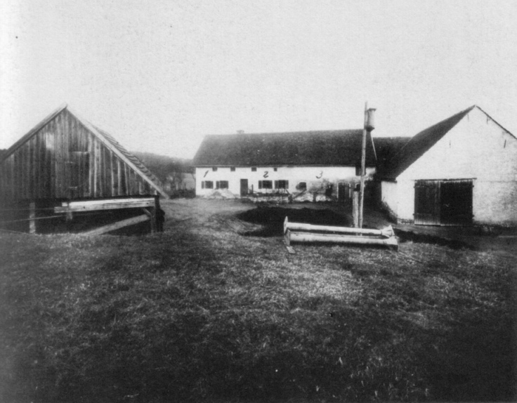 Hinterkaifeck-Hof